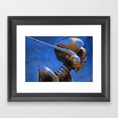 XA-82 Framed Art Print
