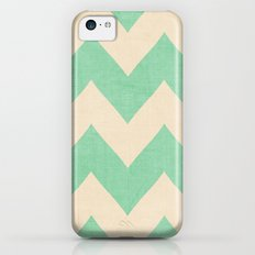 Malibu - Chevron iPhone 5c Slim Case