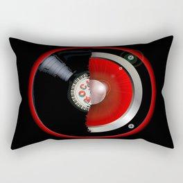 Record Speaker Rectangular Pillow