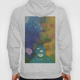 Lovers-Day and Night Hoody