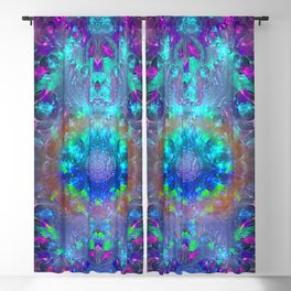 Extraterrestrial Palace 3 Blackout Curtain