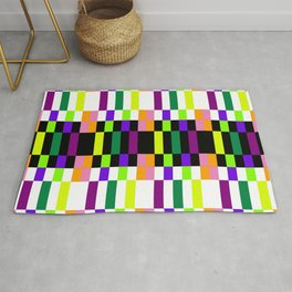COLORFUL GEOMETRY Rug