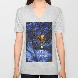 Kettle of Fish Unisex V-Neck