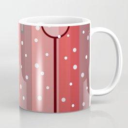 City Christmas Snowfall Coffee Mug