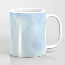 White Foam Plastic Texture Coffee Mug