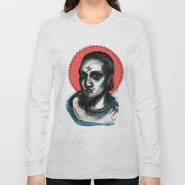 Layne Staley #4 Long Sleeve T-shirt