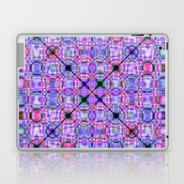 pattern purple 3 Laptop & iPad Skin