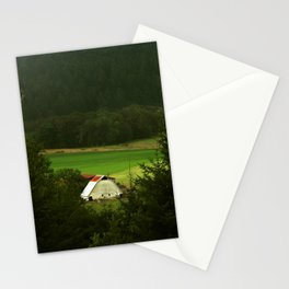 Barn In The Meadow Stationery Cards