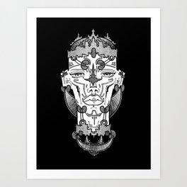 Elendil  Art Print