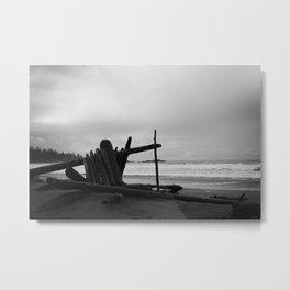 Tofino Long Beach Metal Print