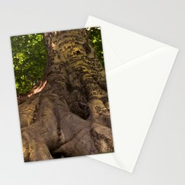 Finger Tree Stationery Cards