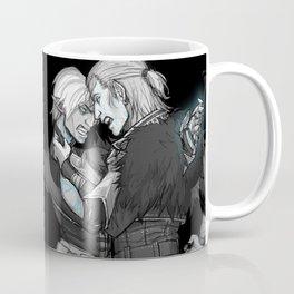 Why Can't We Be Friends? Coffee Mug