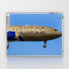Gulf air Airbus A330 Laptop & iPad Skin