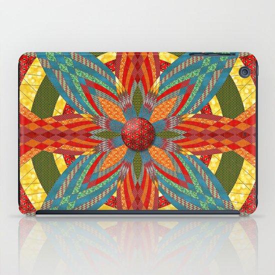 Thistle Pattern iPad Case