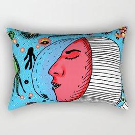 Dream sailor Rectangular Pillow