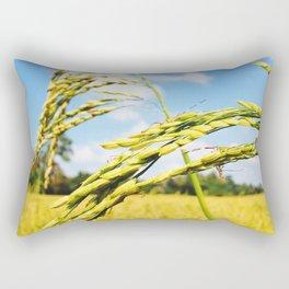 The Art of Camouflage Rectangular Pillow
