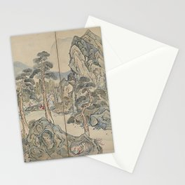 Orchid Pavilion Gathering Stationery Cards