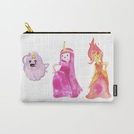 Sassy Princesses Carry-All Pouch