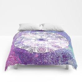 Savanna Nebula Comforters