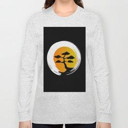 Zen Tree Long Sleeve T-shirt