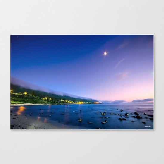Breaking Dawn Canvas Print