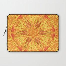 Campfire In Autumn Laptop Sleeve