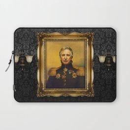 Alan Rickman - replaceface Laptop Sleeve