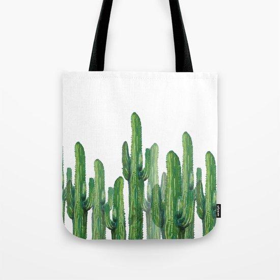cactus basic Tote Bag