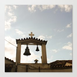 Bells in Athens, Greece Canvas Print