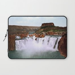 Shoshone Falls, Snake River, Idaho, 1898 Laptop Sleeve