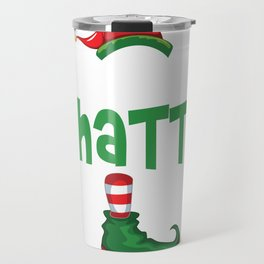 elf chatty Travel Mug