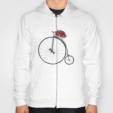 Christmas Bicycle Hoody