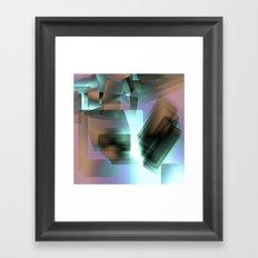Escarpment Light Framed Art Print