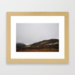 California Coast 1 Framed Art Print