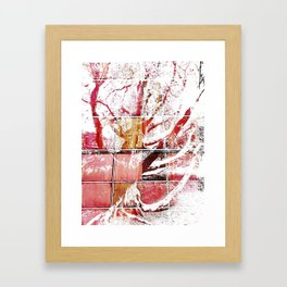 The Bewitched Tree 7 - pimped! Framed Art Print