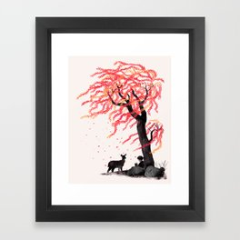 Wind in the Willows Framed Art Print