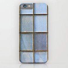 Blue Windows Slim Case iPhone 6s