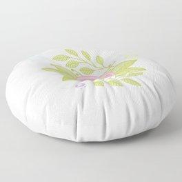 Garden of Fairies Floor Pillow