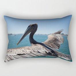 The Pelican Rectangular Pillow