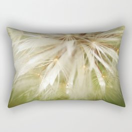 Flower of wishes Rectangular Pillow