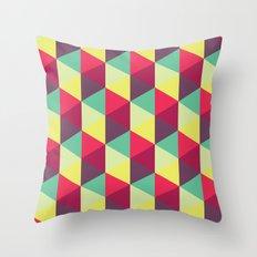 SEETHREEDEE Throw Pillow