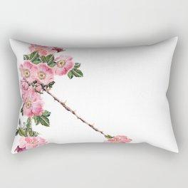 Briar Rose 7B Rectangular Pillow