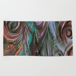 Beautiful Designs Beach Towel