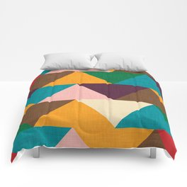 Kilim Chevron Comforters