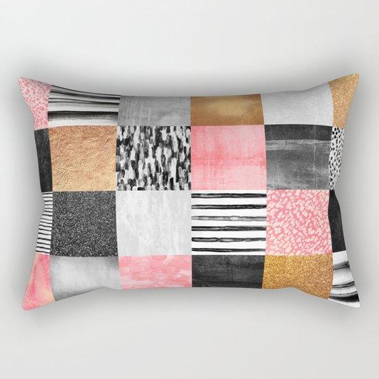 Sweet Quilt Rectangular Pillow