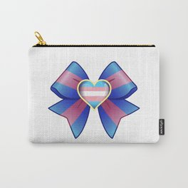 Pride Guardian: Transgender Carry-All Pouch