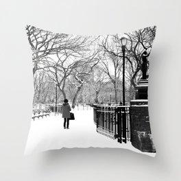 Trees #4 Throw Pillow
