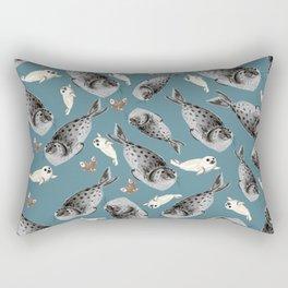 Common seal Rectangular Pillow