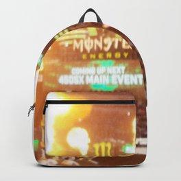 MX Supercross Explosive Fire Backpack