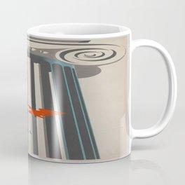 Vintage poster - Fiera Svizzera Basilea Coffee Mug